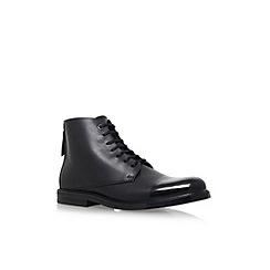 KG Kurt Geiger - Black 'Chalker' flat boots