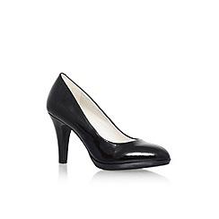 Anne Klein - Black 'Lolana' high heel court shoes