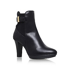 Carvela Comfort - Black 'Rae' high heel ankle boots