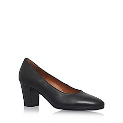 Carvela Comfort - Black 'Air' high heel court shoes
