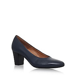 Carvela Comfort - Blue 'Air' high heel court shoes