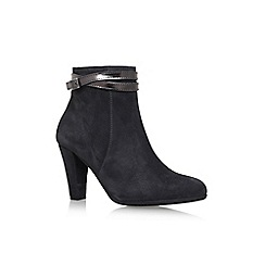 Carvela Comfort - Grey 'Rolo' high heel ankle boot