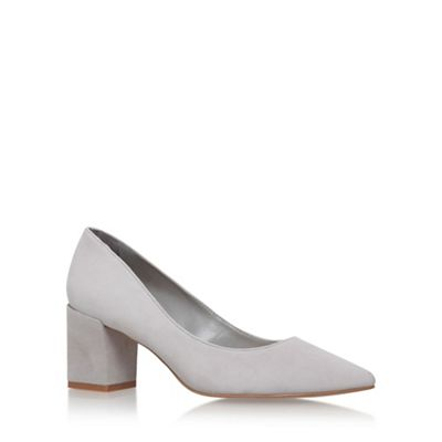 Carvela Grey Allowed High Heel Court Shoes - . -