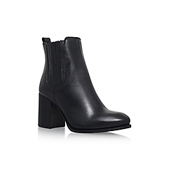 Carvela - Black 'Perfect' high heel ankle boots