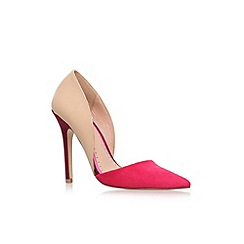 Miss KG - Pink 'Andi2' high heel court shoes