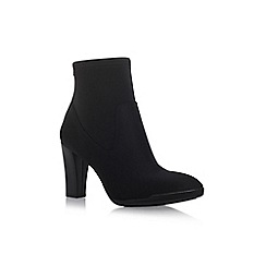 Anne Klein - Black 'Edrea2' high heel ankle boot