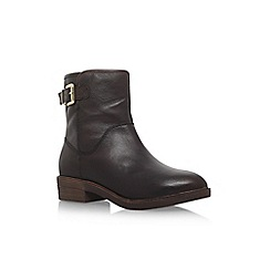 Carvela Comfort - Brown Rest low heel ankle boot