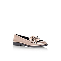 Carvela - Metal 'Liquid' Flat Slip On Loafers