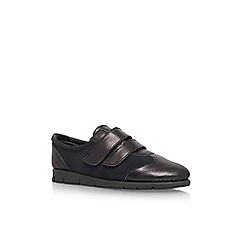 Carvela Comfort - Black 'Connie' Flat Sneakers