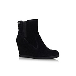Anne Klein - Black 'Neither' high heel boots