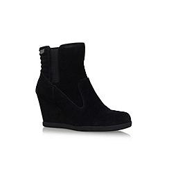 Anne Klein - Black 'Neither' high heel boots