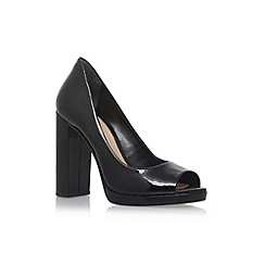 KG Kurt Geiger - Black 'Impulse' high heel sandals