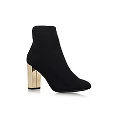 Miss KG - Black 'Jamila' high heel ankle boots