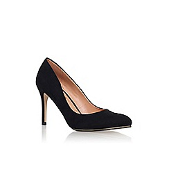 Miss KG - Black 'Cole' high heel court shoes