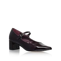 Carvela - Red 'Anthony' high heel sandals