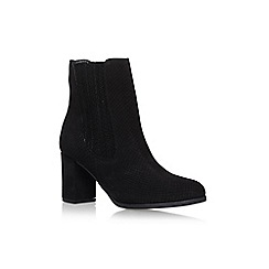 Carvela - Black 'Samuel' high heel ankle boots