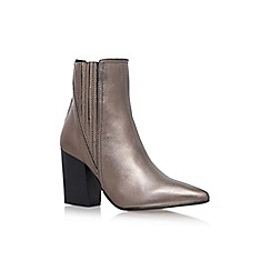 Carvela - Grey 'Slate' high heel ankle boots