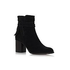 Carvela - Black 'Sleepy' high heel ankle boots