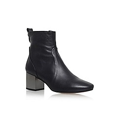 Carvela - Black 'Strudel' high heel ankle boots
