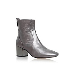 Carvela - Grey 'Strudel' high heel ankle boots