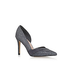 Miss KG - Grey 'Cai2' high heel court shoe