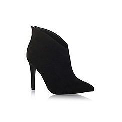 Miss KG - Black 'Jazz' high heel ankle boots