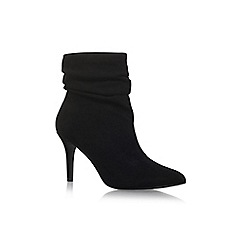 Miss KG - Black 'Julia' high heel ankle boots