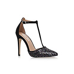 Miss KG - Black 'Sofia' high heel sandals