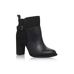Nine West - Black 'Quinah' high heel ankle boots