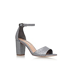 Miss KG - Grey 'Sherry' high heel sandals