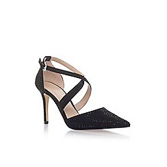Carvela - Black 'Kross' high heel sandals