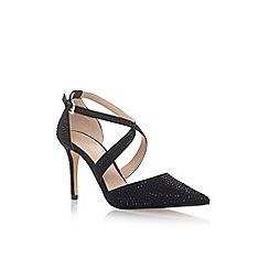 Carvela - Black 'Kross' high heel sandals