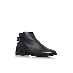 Carvela - Black 'Potion' flat ankle boots
