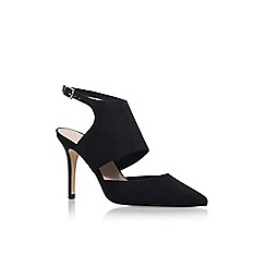 Carvela - Black 'Krimp' high heel sandals