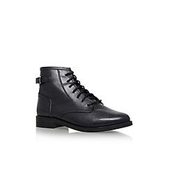 Carvela - Black 'Scout' flat ankle boots