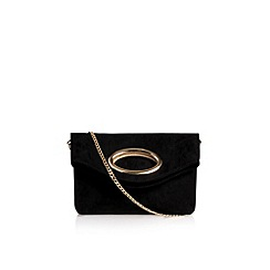 Miss KG - Black 'Tia' handbag with shoulder strap