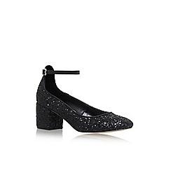 Carvela - Black 'Kingdom' high heel sandals