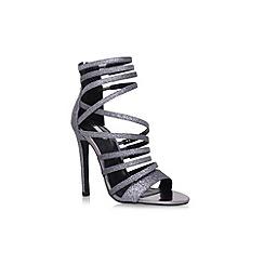 Carvela - Grey 'Guest' high heel sandals
