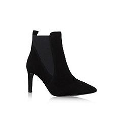 Carvela - Black 'Get' high heel ankle boots