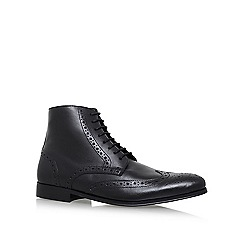 KG Kurt Geiger - Black 'Hove' flat boots