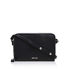 Nine West - Black 'Ania CB' handbag with shoulder straps
