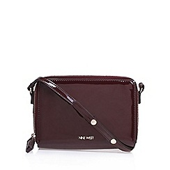 Nine West - Red 'Ania' handbag with shoulder straps