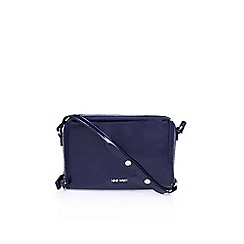 Nine West - Blue 'Ania' handbag with shoulder straps
