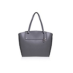 Nine West - Grey 'Sheer Genius' tote LG handbag with shoulder straps