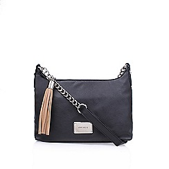 Nine West - Black 'Tassled' handbag with shoulder straps