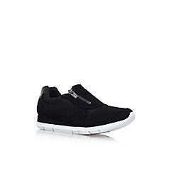 Anne Klein - Black 'Wasyl' flat sneakers