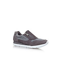 Anne Klein - Grey 'Wasyl' flat sneakers