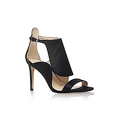 Nine West - Black 'Denita2' high heel sandals