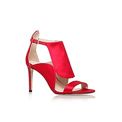 Nine West - Red 'Denita2' high heel sandals