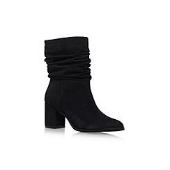 Nine West - Black 'Gracen2' high heel boots